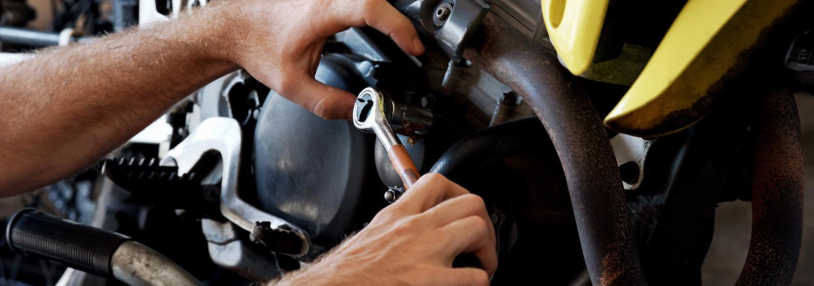 Motor onderhoud Apeldoorn