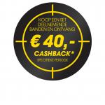 Dunlop Cashback actie