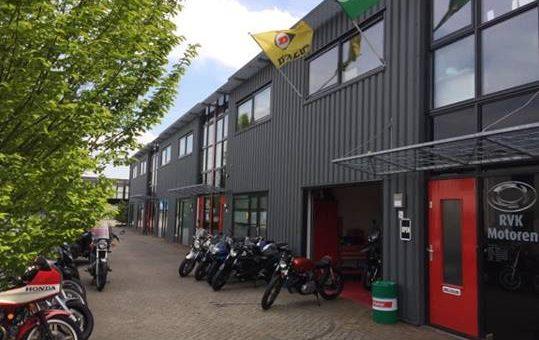 Extra bericht: Openingstijden RvK Motoren